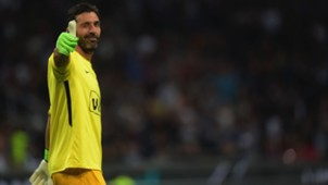 Gianluigi Buffon Pirlo match 21052018