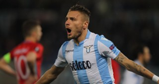 Ciro Immobile Lazio Steaua Bucharest Europa League
