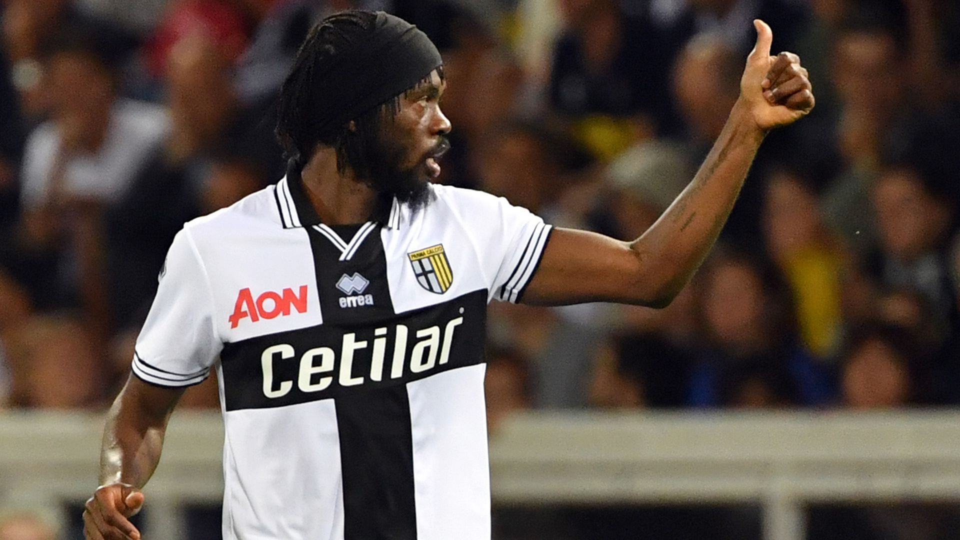 Gervinho proud of Parma wonder goal