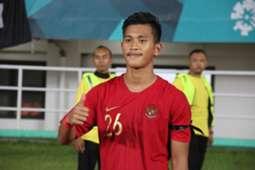 Indra Mustafa - Timnas Indonesia U-19