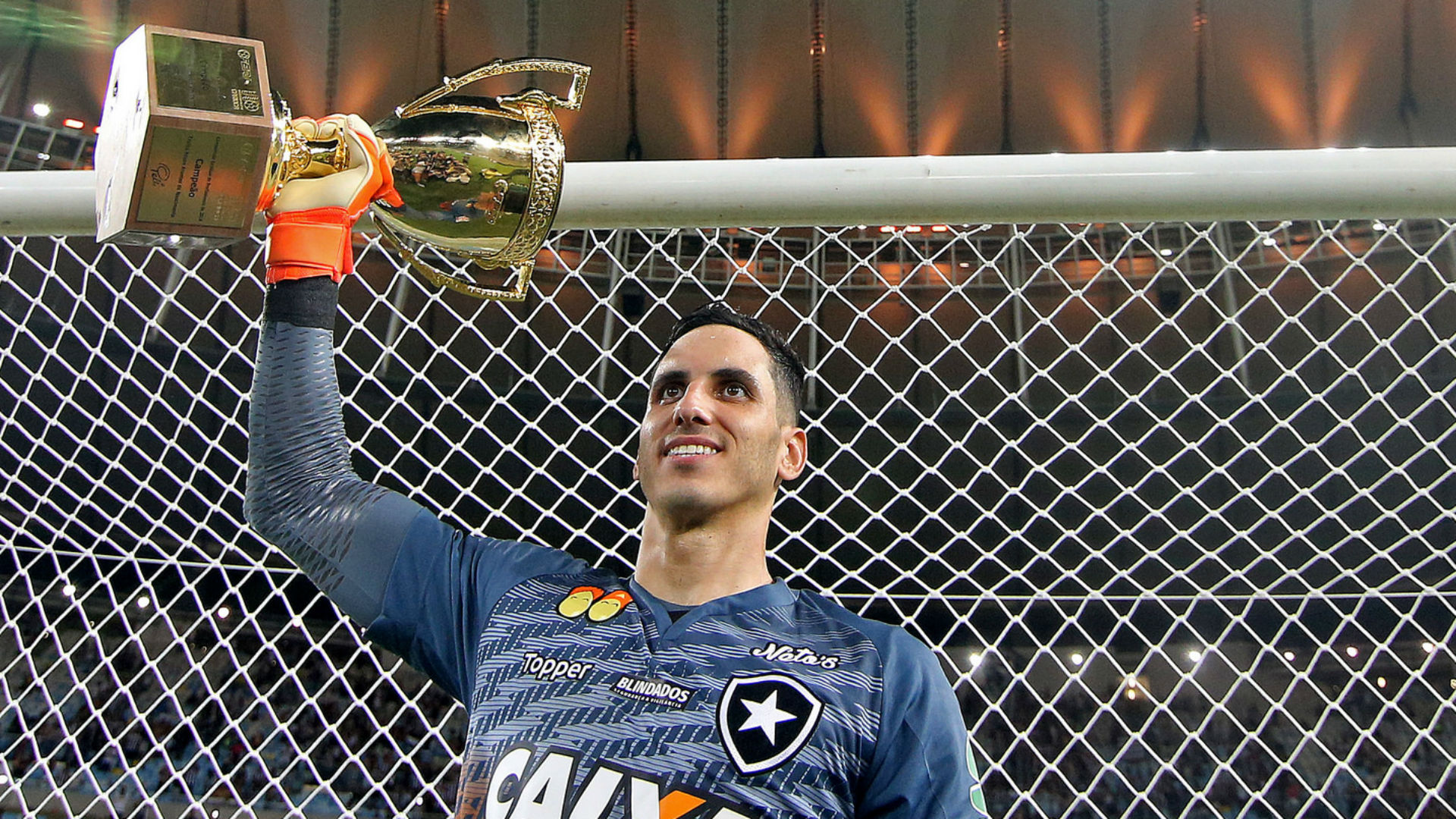 Gatito Fernández Botafogo Carioca 2018 09 04 2018