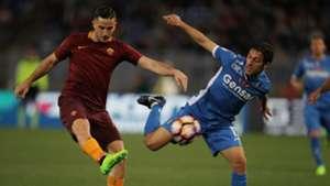 Konstantinos Manolas Daniele Croce Roma Empoli Serie A