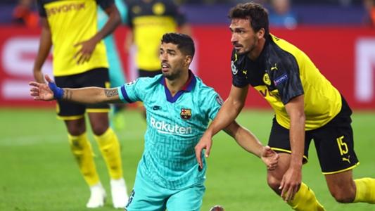 Barcelona Gegen Bvb