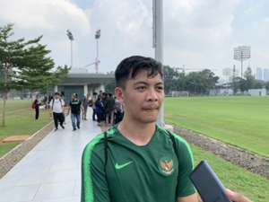 Wahyudi Hamisi - Timnas Indonesia U-22