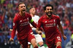 Salah - Tottenham Liverpool