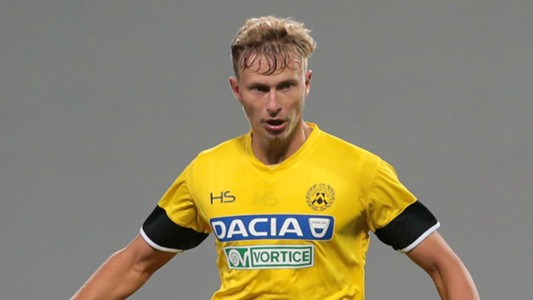 Antonin Barak Udinese