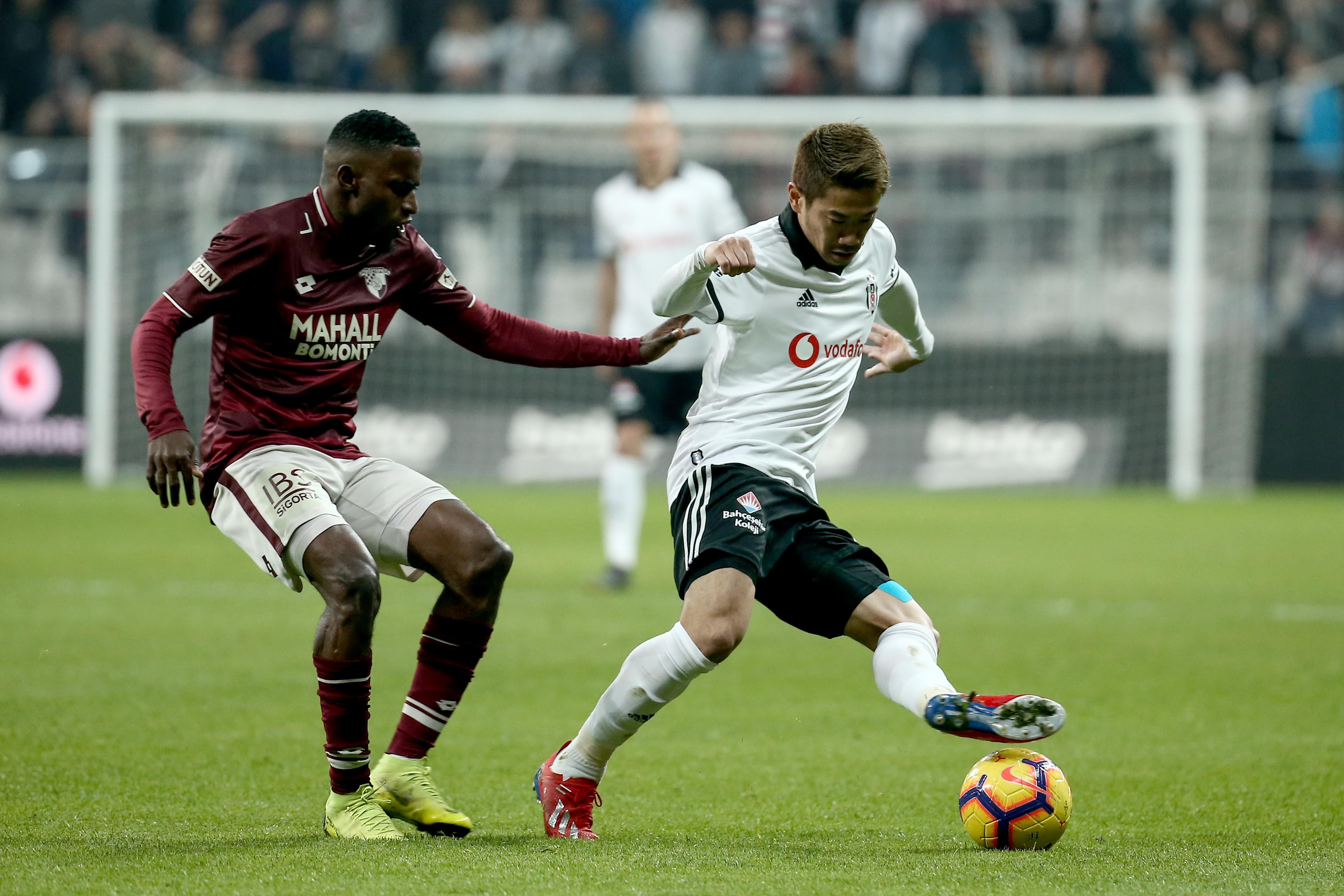 Shinji Kagawa Besiktas Goztepe Turkish Super League 03/16/19