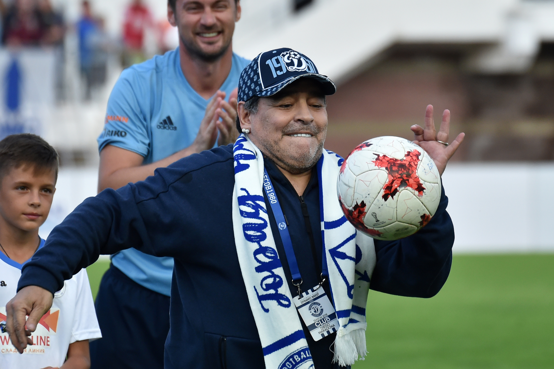 Resultado de imagen para Maradona