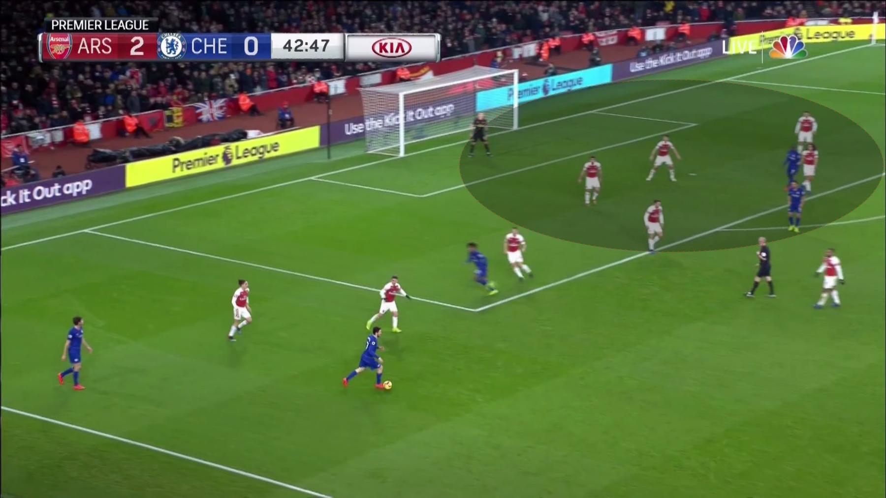Arsenal Chelsea 4.