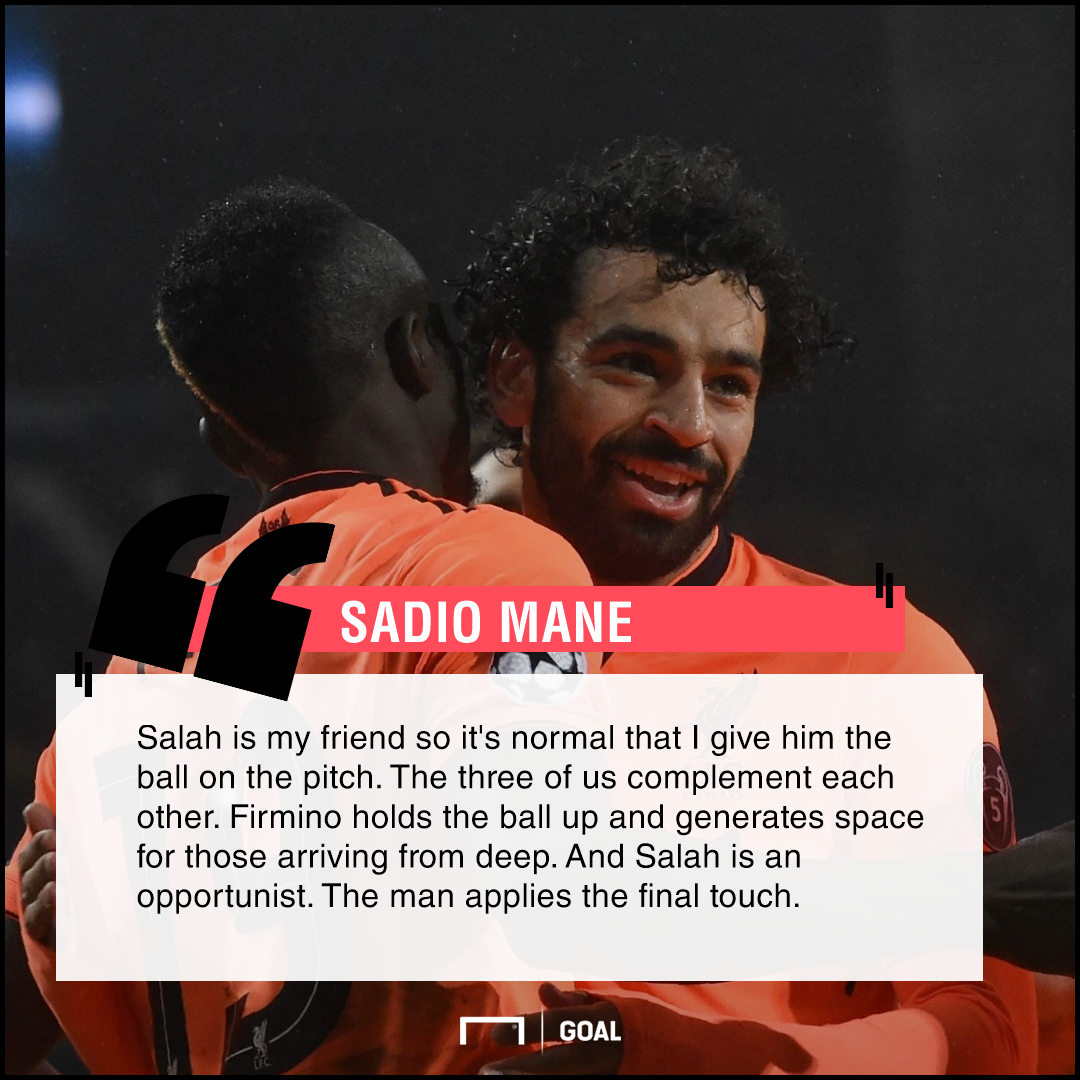 Sadio Mane ps