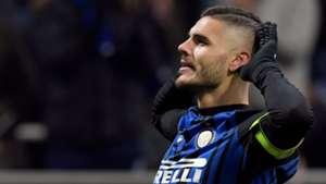 Mauro Icardi Inter Atalanta