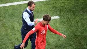 Dele Alli Gareth Soutgate England Tunisia World Cup 2018