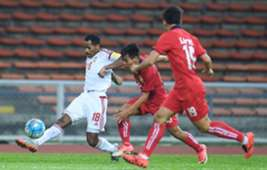 UAE vs Laos