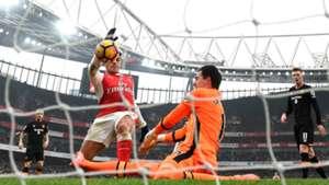 Alexis Sanchez Arsenal Hull City Premier League