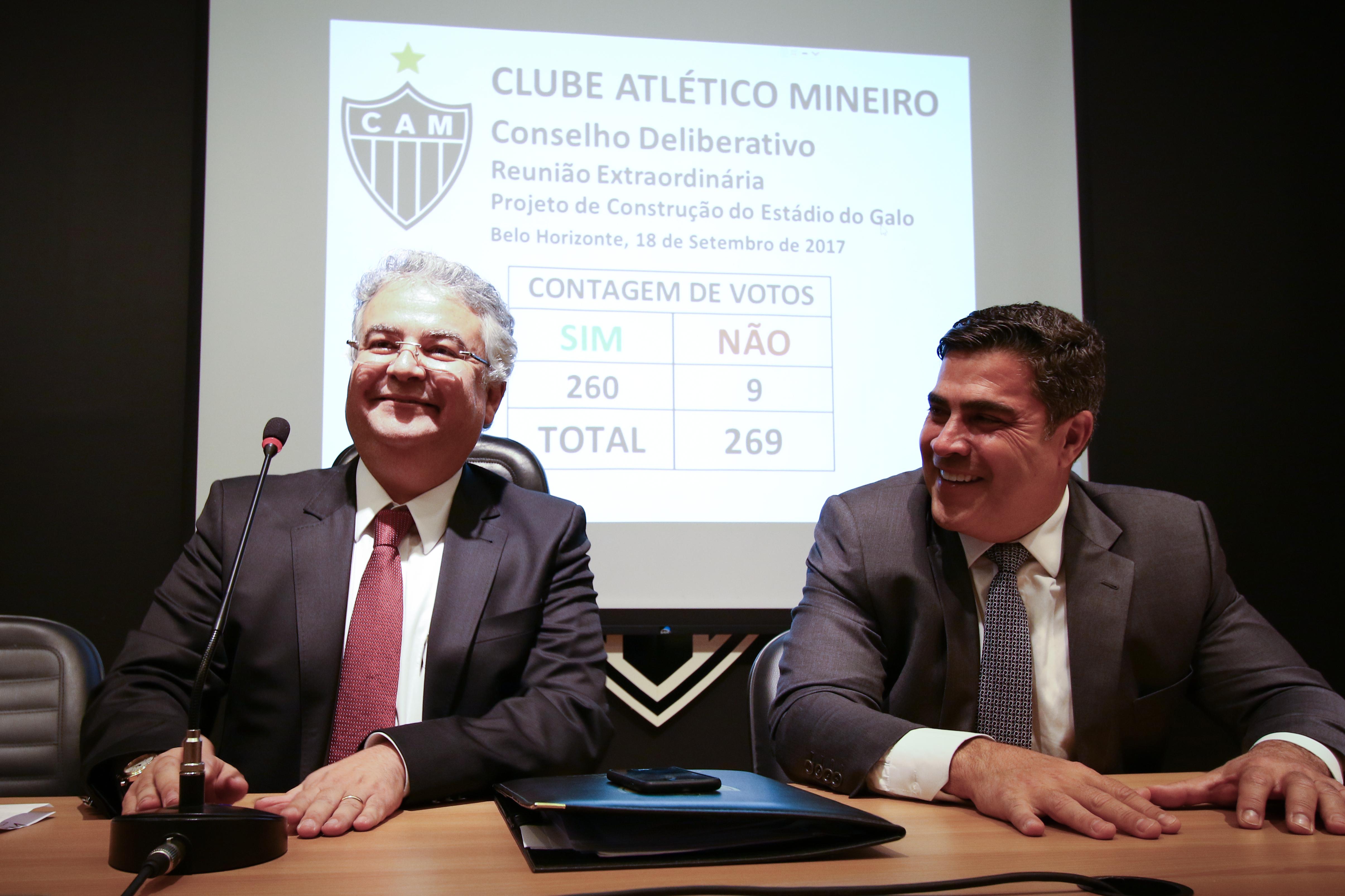 Atlético confirma contratação de Arouca; Gallo comenta situação de Robinho
