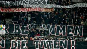 Fans Eintracht Frankfurt RB Leipzig Bundesliga 19022018
