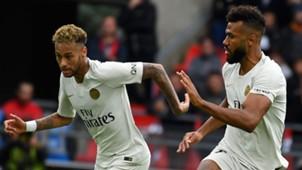 Neymar & Choupo-Moting