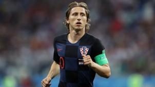 Luka Modric Kroatien 01072018