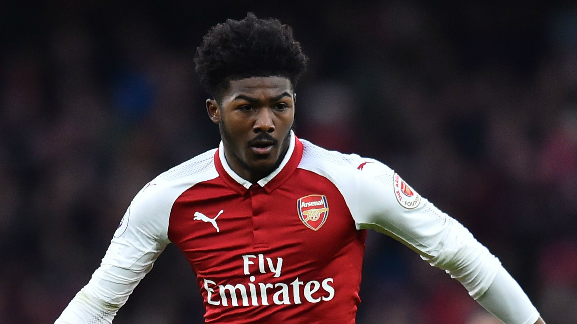 Ainsley Maitland-Niles Arsenal 2017