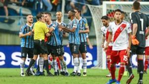 Andres Cunha Gremio River Copa Libertadores 2018