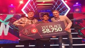 Nicolas99 wins Gfinity FIFA Series