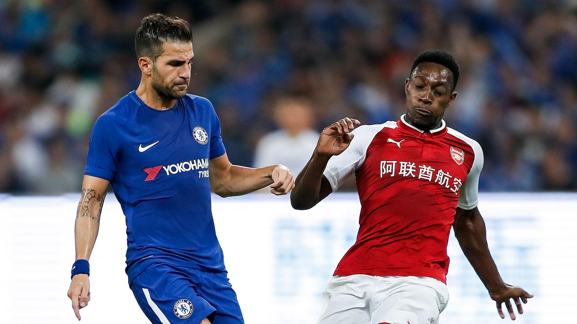 Cesc Fabregas Chelsea Danny Welbeck Arsenal