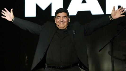Diego Maradona in Naples