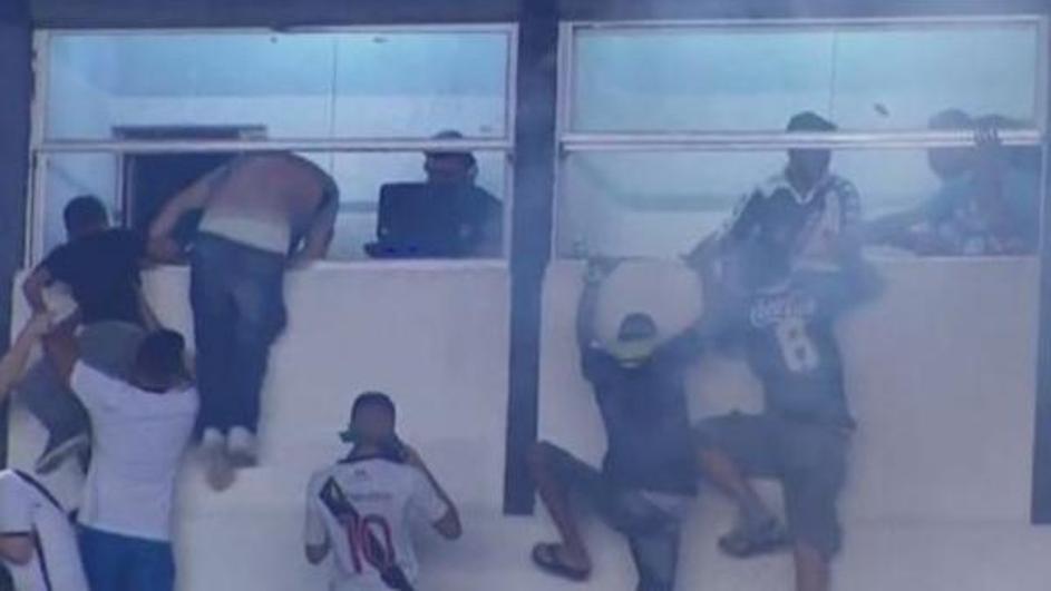 Vasco de Gama Flamengo riots