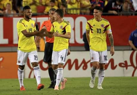 ¿Por qué Colombia no juega amistosos en noviembre?