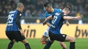Milan Skriniar Inter Napoli Serie A