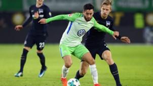 Yunus Malli Wolfsburg Bundesliga