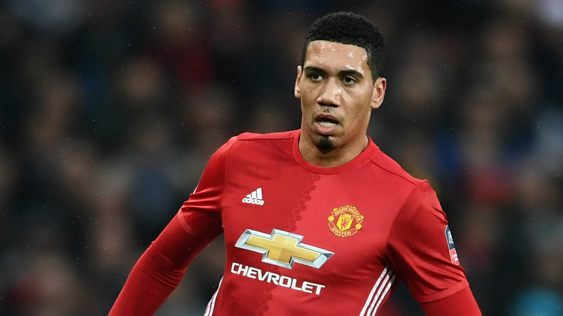 Chris Smalling Man Utd 2017