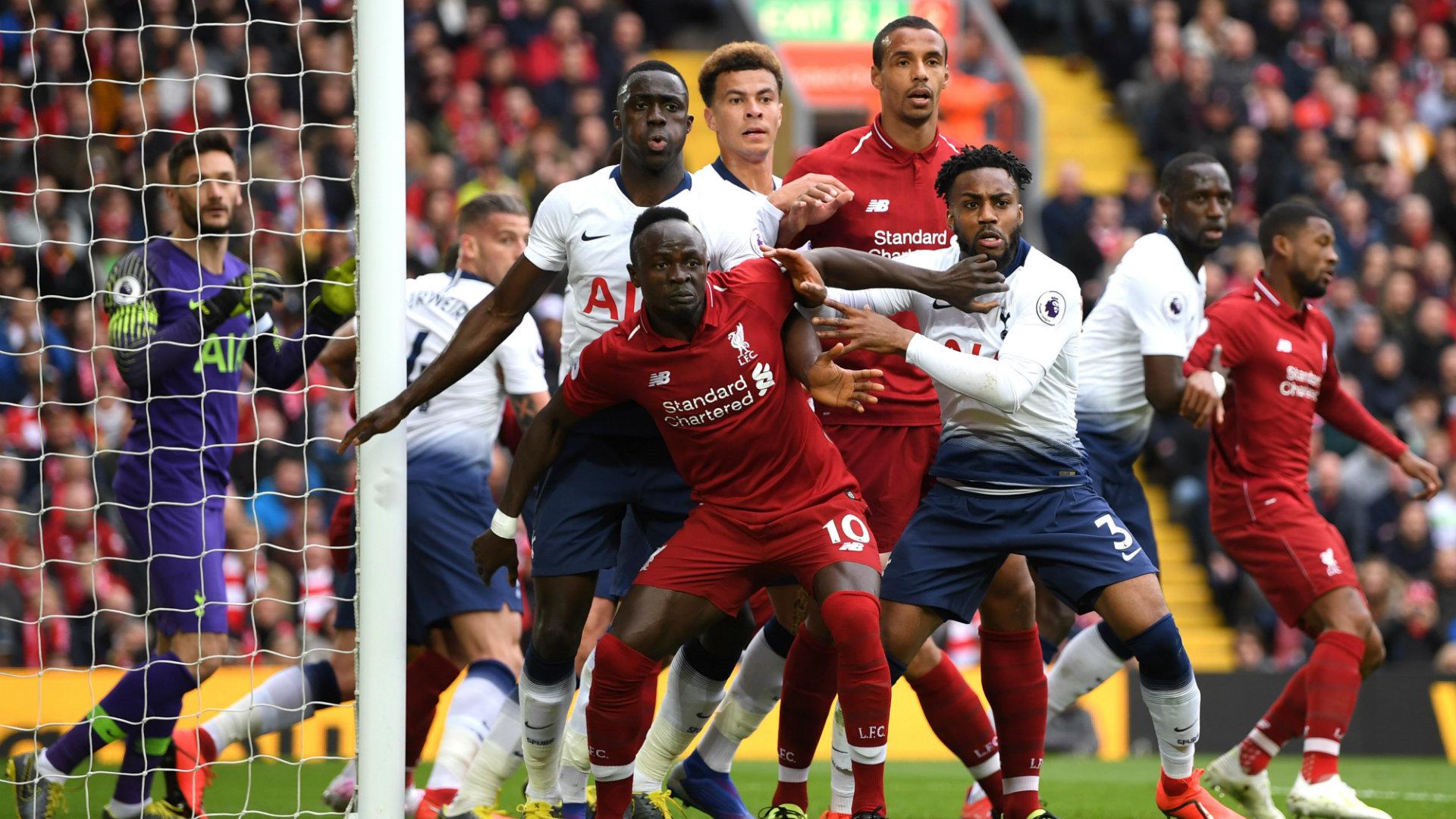 Liverpool vs Tottenham Premier League 2018-19