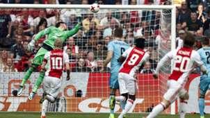 Lasse Schöne Ajax Feyenoord Eredivisie