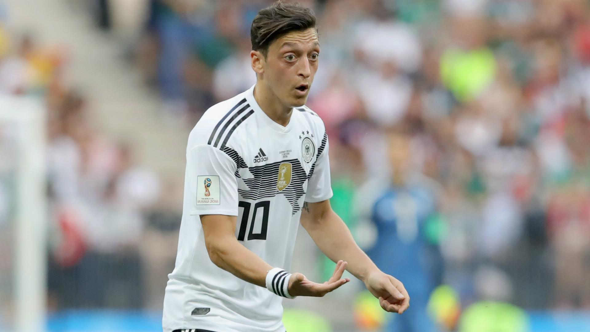 Mesut Özil Germany 17062018