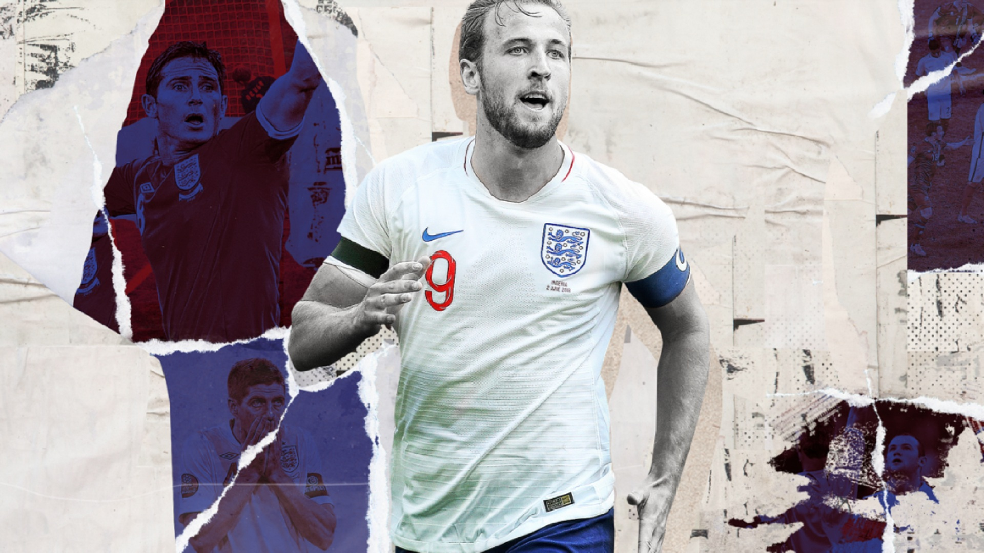 Harry Kane - England GFX