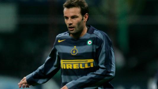 Cristiano Zanetti Inter Serie A