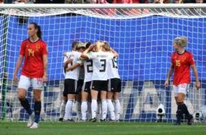 España Alemania Mundial femenino