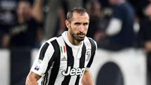 Giorgio Chiellini, Juventus, Serie A, 23092017
