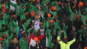 Ivory Coast fans (Cote d'Ivoire) 24032017