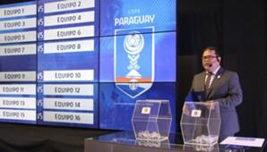 Bolilleros Copa (Paraguay) 10-10-18
