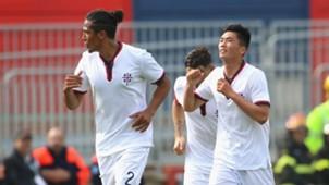 Bruno Alves, Kwang Song Han, Cagliari, Torino, Serie A, 04092017