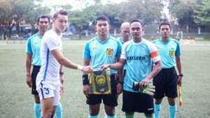 Dominic Tan, Malaysia U22