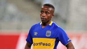 Thabo Nodada, Cape Town City, December 2017