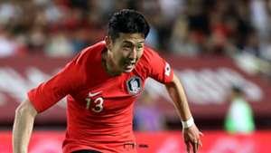 ロシアW杯 韓国代表