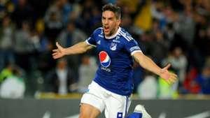 Gabriel Hauche Millonarios Liga Aguila 2018