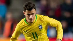 Philippe Coutinho Brazil 2019
