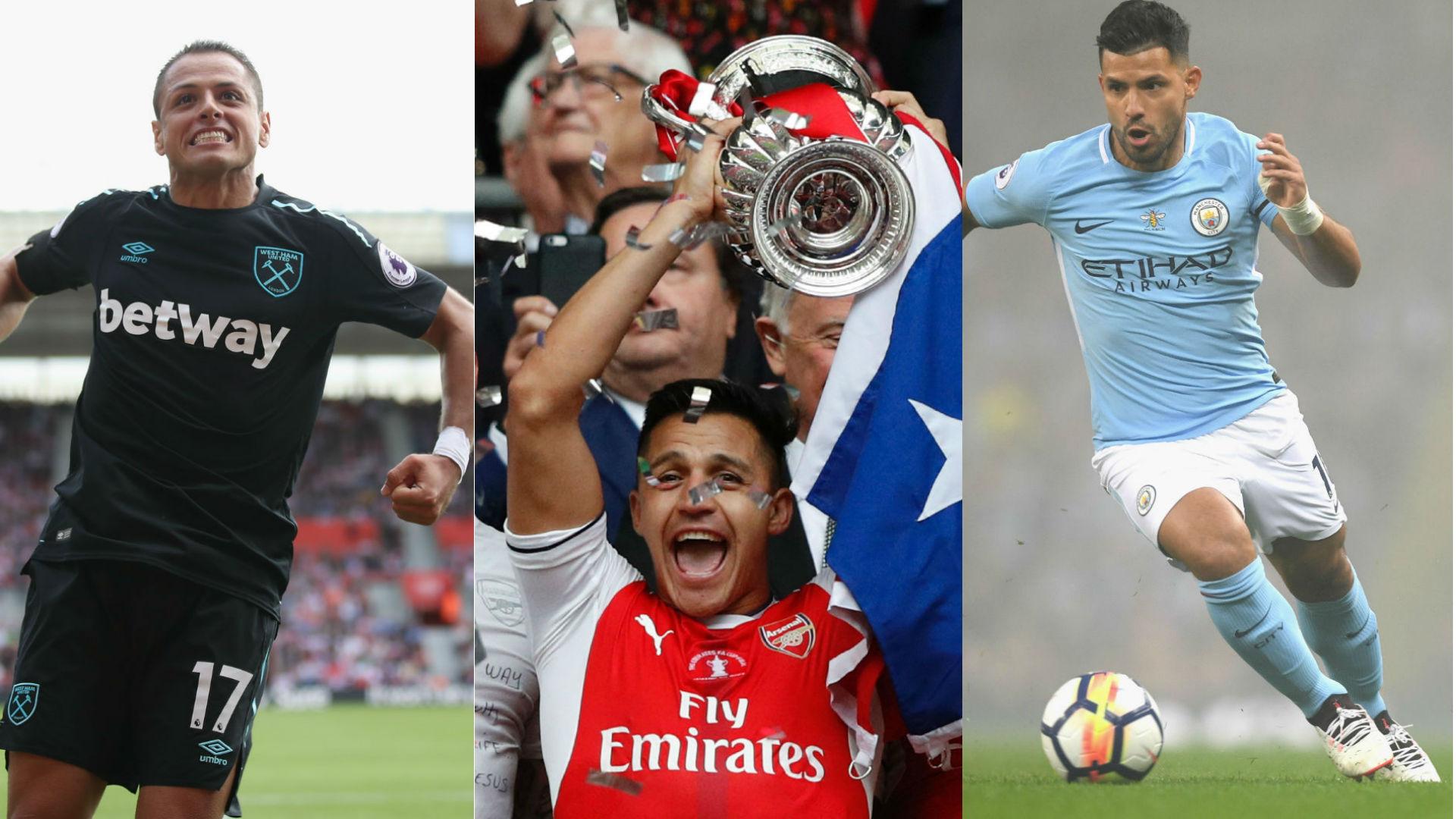 Las marcas más valiosas del futbol mundial en 2017