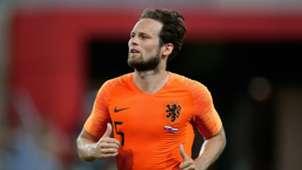 Daley Blind Slovakia Netherlands Friendlies 05312018