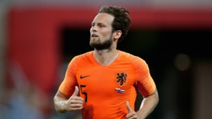 Daley Blind Slovakia Netherlands Friendlies 05312018
